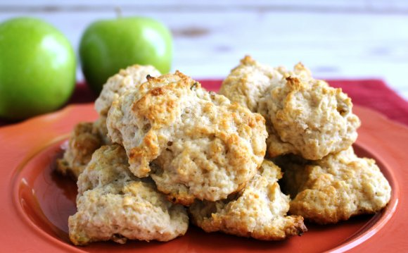 Bisquick Apple Drop Biscuits