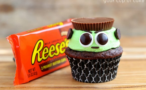 23 Halloween Cupcake Ideas