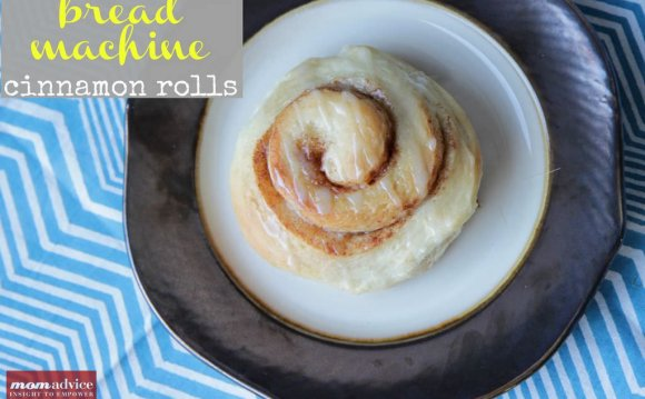 Cinnamon rolls are one of