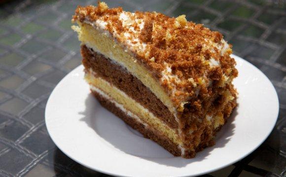 HOMEMADE CAKE ICING RECIPE