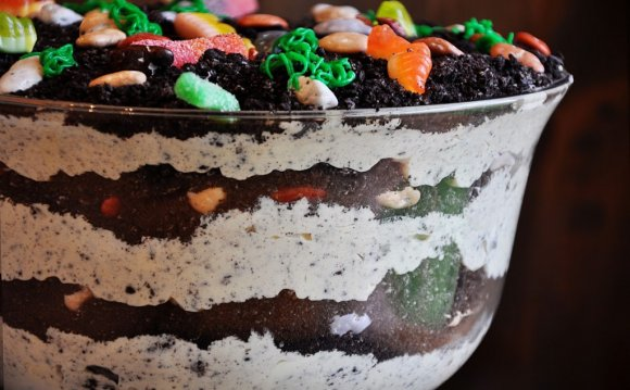 Time I made dirt cake