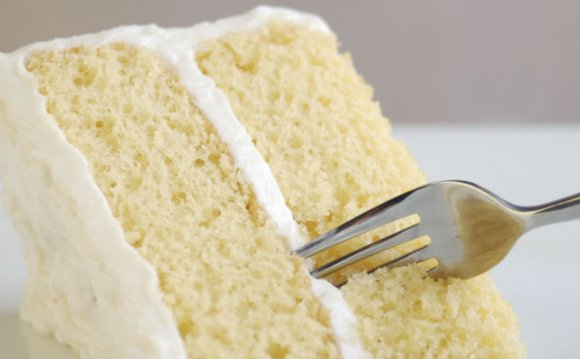 Healthy Vanilla Cake Recipes
