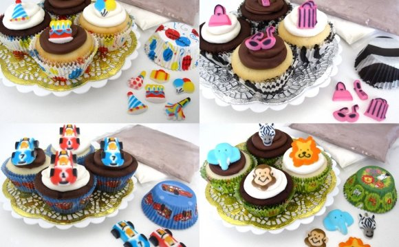 Cupcakes Wars Recipes