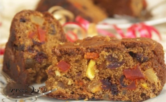 Fresh fruit Cakes Recipes