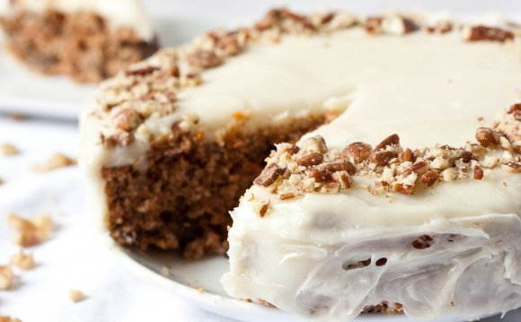 Gluten-Free Carrot Cake Recipes