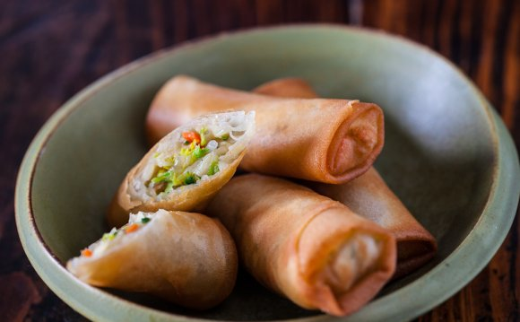 Recipe for Vegan Spring Rolls