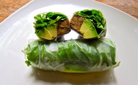 Vegetables Spring Rolls easy Recipes