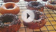 Baked Nutella Donuts Recipe