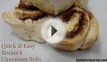 Easy Cinnamon Roll Recipe - Family Fun Journal
