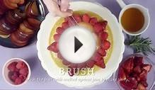 How to Decorate a Cake with Fresh Fruit | Summer Recipes