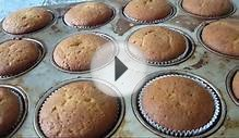 Simple Vanilla Cupcakes Recipe - Homemade Cupcakes from