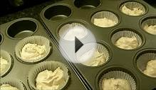 Vanilla Cupcakes - all in one method - 5 Min Express Recipe