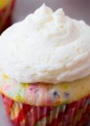 You will never make boxed Funfetti Cupcakes again after you try this homemade recipe! sallysbakingaddiction.com